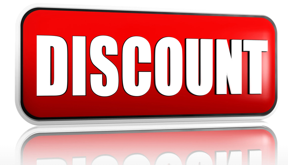 Offers Discounts