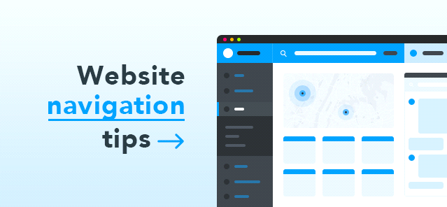Website Navigation Tips